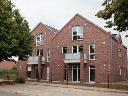 Zwei schöne Wohnungen (Neubau) mit 2 Studios in Lingen-Biene