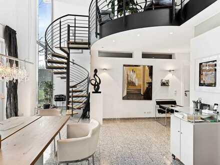 Traumhafte Maisonette-Wohnung im Rebland