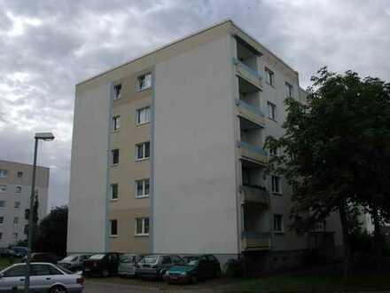 Wohnen im ländlichen Raum im Erdgeschoss mit Balkon