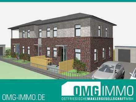 Moderne Penthouse-Wohnung in ruhiger Lage von Norden