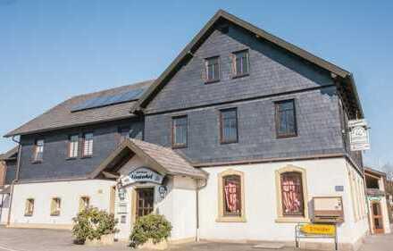 Gasthof & Pension im schönen Frankenland zu verkaufen!