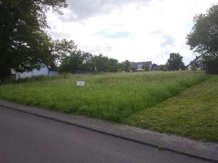 Schönes Baugrundstück in ruhiger, sonniger Lage von Fohren-Linden