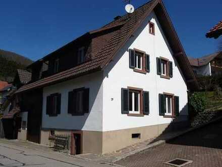 Gepflegte 4-Zimmer-Wohnung/Haus mit Terrasse im Bergdorf Gresgen