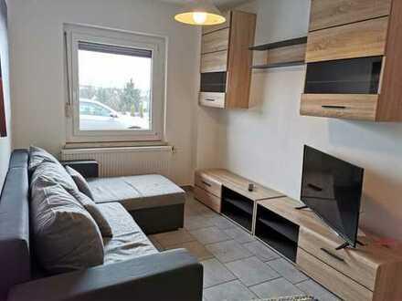 Schöne möblierte 1-Raum-Wohnung in Marienberg zu vermieten