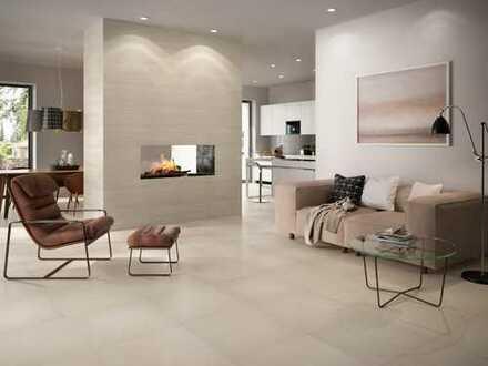 Wohnen in bester Lage - 2-Zimmer-Wohnung mit großem Wohn-/Ess-/Kochbereich und Gartenterrasse