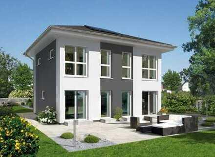 Bauen Sie sich Ihre Villa - auch in der Stadt