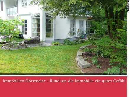 521 m² Grund + DHH m. 6,5 Zi., zentral, grün, ruhig