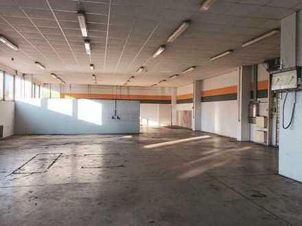 Ca. 737 m² Hallenfläche inkl. Büro in Dresden zur MIETE
