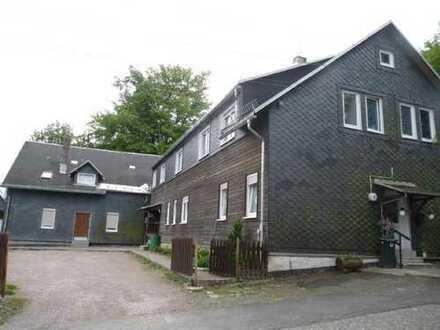Nagelneu renovierte 2-Raum-Wohnung mit eigenem Eingang!