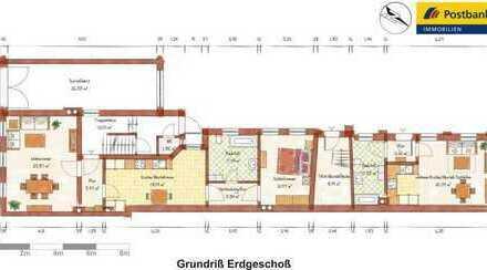 Günstige, gepflegte 3-Zimmer-EG-Wohnung mit Balkon und EBK in Stendal