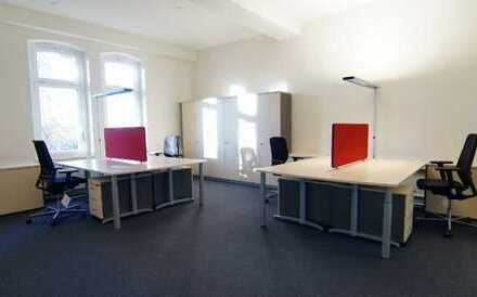 Top moderne Büroflächen in historischem Gebäude