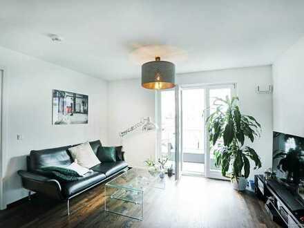 Perfekt geschnittene 2-Zi.-Wohnung mit Terrasse und Garten! Bestzustand und gute Lage in Karlsfeld!