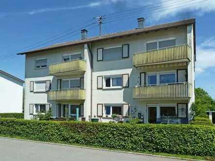 3-Zimmer-Eigentumswohnung mit Balkon in Bad Waldsee