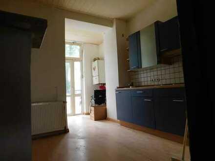 Erdgeschoss-Appartment mit Wohnküche