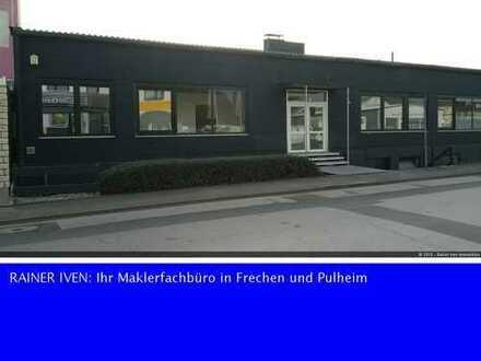 Pulheim: Ausstellung - Loftbüro - etc. Erstbezug nach Sanierung