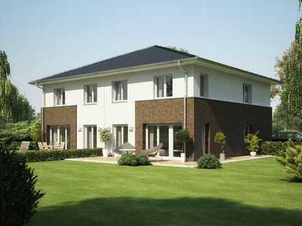 Bestlage:Exklusive Stadtvilla als Doppelhaushälfte ca. 100m zum See (gern auch möbliert)