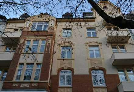 Stilvolle 3-Zimmer-Wohnung im Dichterviertel Wiesbadens. *PROVISIONSFREI*