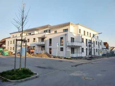 Neubau Erstbezug großzügige Wohnung mit Südbalkon