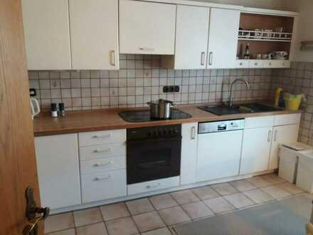Gepflegte 3,5 Zimmer-Whg mit Einbauküche und Kellerraum in Trochtelfingen