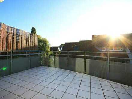 Attraktive Maisonette Wohnung mit großem Balkon in MA-Niederfeld