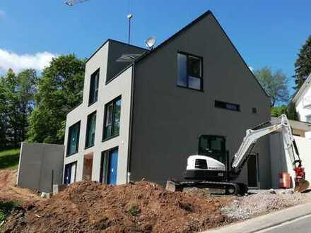 Erstbezug: attraktive 3-Zimmer-Terrassenwohnung mit Garten in Goldbach