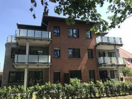 Hochwertige Obergeschoss-Wohnung im KfW-55-Neubau mit Fahrstuhl auf ca. 71 m² Wohnfläche