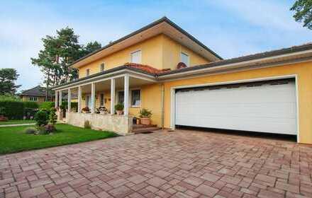 Sofort bezugsfrei! Haus mit ca. 343 m² Wohn-/Nutzfläche im besonderen Stil