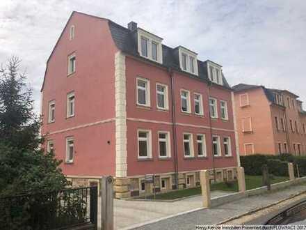 Erstbezug nach Sanierung! 3-Raum-Etagenwohnung in sehr guter Lage von Radebeul Ost!