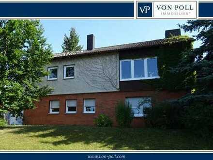 AKTUELL RESERVIERT: Frei geplantes Einfamilienhaus mit ELW - Bevorzugte Wohnlage in Kitzingen