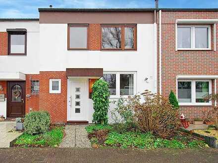 Tolles Reihenhaus mit 5 Zimmern ca. 120qm Wohnfläche + Garage