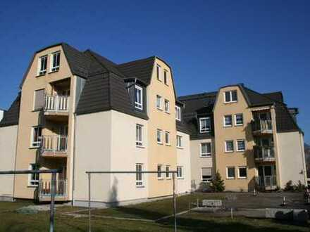 Rabenstein, da will ich wohnen - helle 3 Raum Wohnung incl. Tiefgarage