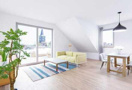 Attraktive Dachterrassenwohnung in beliebter Wohnlage | sofort einzugsbereit | provisionsfrei - 11