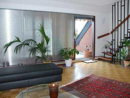 Großzügige 3-Zimmer Maisonnette Wohnung