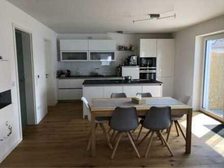 Exklusive, neuwertige 4-Zimmer-Wohnung mit Balkon und EBK in Oberhausen
