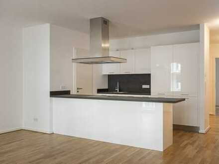 4 Zimmer Wohnung mit Balkon & EBK & 2 Bäder