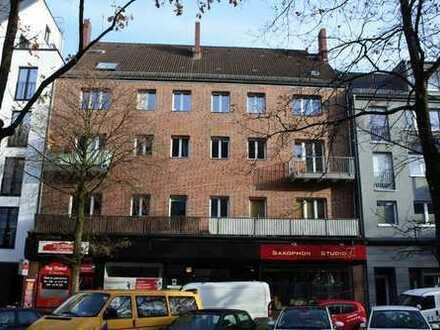 """Ladenfläche, unweit des """"Schanzen-Viertels"""""""