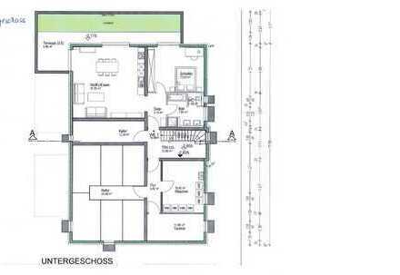 Schöne, geräumige zwei Zimmer Wohnung in Mutlangen