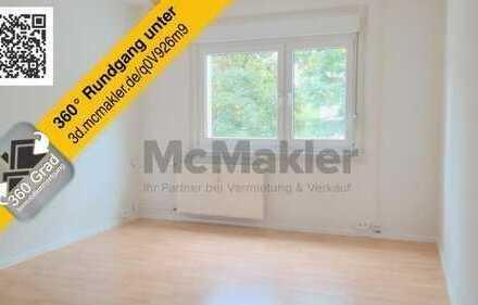 Schön geschnittene 2-Zi Hochparterre Wohnung in grüner Lage