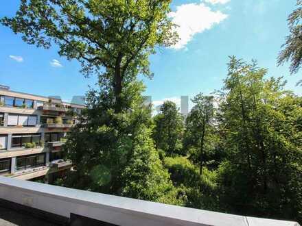 Gepflegte 2-Zi.-ETW mit sonniger Dachterrasse am grünen Stadtrand