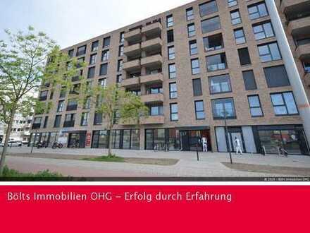 PROVISIONSFREI ! ERSTBEZUG - ca. 90 m² Ladengeschäft Hauptverkehrsstraße/Überseestadt
