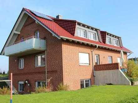Barrierefrei 4-Zimmer-EG-Wohnung mit Terasse in Bernshausen