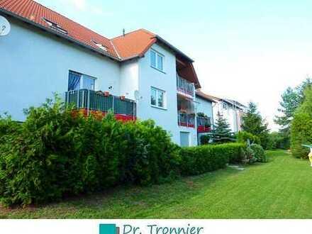 Gepflegte 3-Zimmer-Wohnung im Dachgeschoss in Biederitz