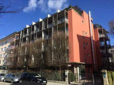 Maxvorstadt. Vermietete 2-Zimmer-Wohnung in exklusiver Lage!
