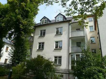4-Zimmerwohnung mit Balkon und Wintergarten