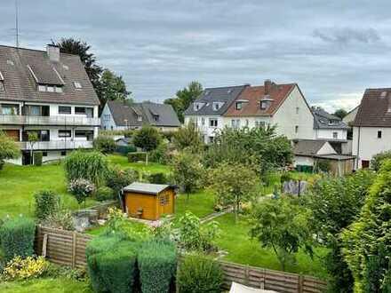 Erstbezug nach Sanierung: attraktive möblierte 2-Zimmer-Wohnung mit Küche in Essen Grenze Bredeney