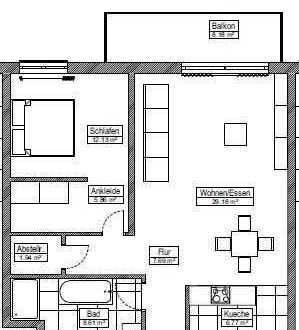 Neubauprojekt Schneeflären Whg. Nr. 8
