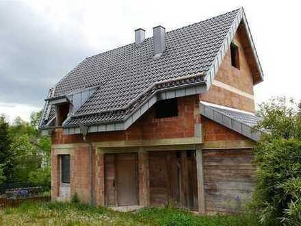 verwirklichen Sie alle Ihre Träume!! freistehendes Einfamilienhaus im Rohbauzustand