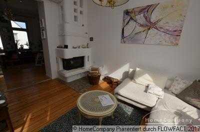 Wohnung im Fesenfeld mit Kamin und Dachterrasse