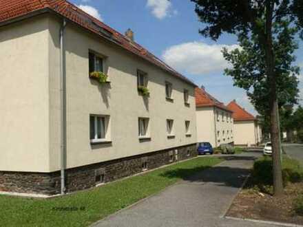 2-Raum-Wohnung mit Stellplatz in ruhiger Lage in Reinsdorf