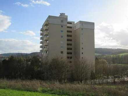 2-Zimmer Wohnung mit Ausblick auf Bad König